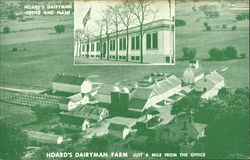 Hoard's Dairyman Office, PLant and Farm