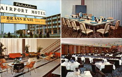 Various Views of the International Airport Motel