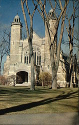 College Chapel, Bates College
