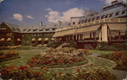 Gardens and the Lodge, Skytop Club