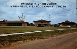 Wood County Center, University of Wisconsin