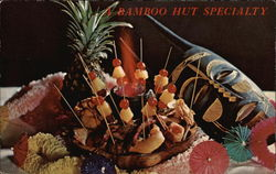 A Bamboo Hut Specialty