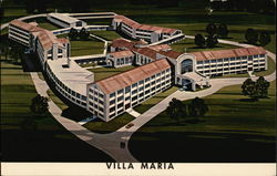 Villa Maria, Generalate and House of Studies, Sisters, Servants of the Immaculate Heart of Mary