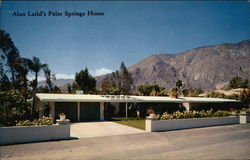Ann Ladd's Palm Springs Home