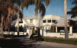 Home of Lou Costello, San Fernando Valley