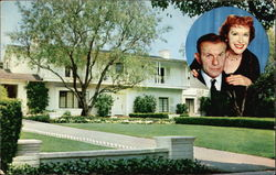 Residence of George Burns and Gracie Allen