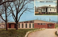 Elvis Presley Youth Center and Birthplace Tupelo, MS