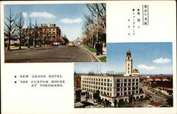 New Grand Hotel; The Custom House
