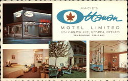 Macie's Ottawan Hotel, On Carling at the Queensway