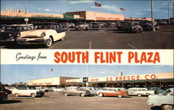 Greetings from South Flint Plaza