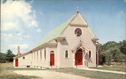 Saint Joan of Arc Catholic Church