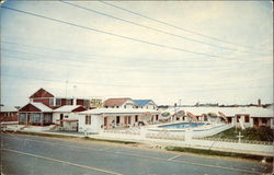 John Fergus Motel and Cottages Postcard