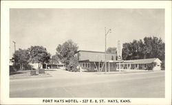 Fort Hays Motel