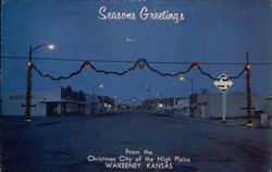 Season Greetings from the Christmas City of the High Plains
