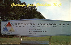 Seymour Johnson AFB