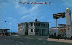 N. A. S. Lakehurt, N.J
