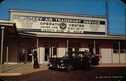 Military Air Transport Service Operations Center