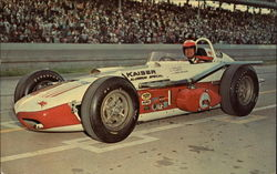 Indy 500 Mile Race - Rodger Ward