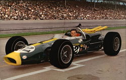 500 Mile Race; Jim Clark