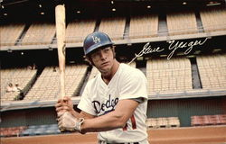 Steve Yeager, Los Angeles Dodgers