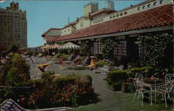 Sun Garden Roof, The St. Anthony Hotel