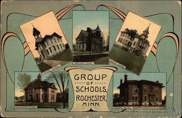 Group of Schools Rochester Minnesota
