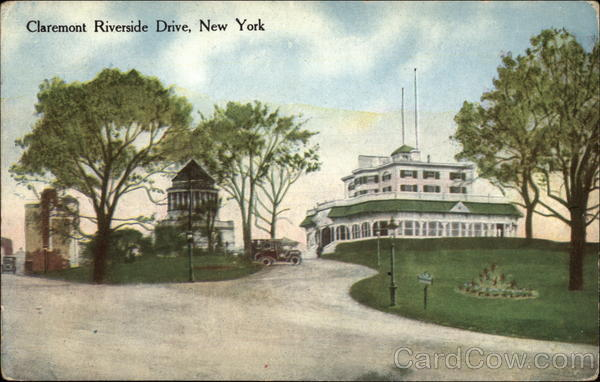 Claremont, Riverside Drive New York