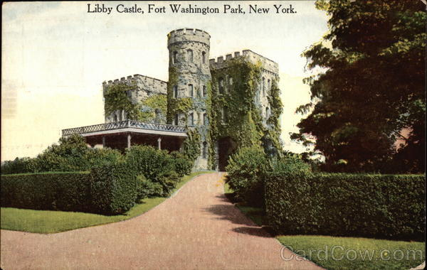 Libby Castle, Fort Washington Park New York City