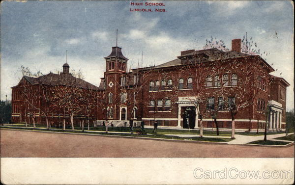 High School Lincoln Nebraska