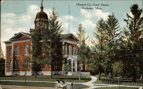 Olmstead Co. Court House Rochester Minnesota