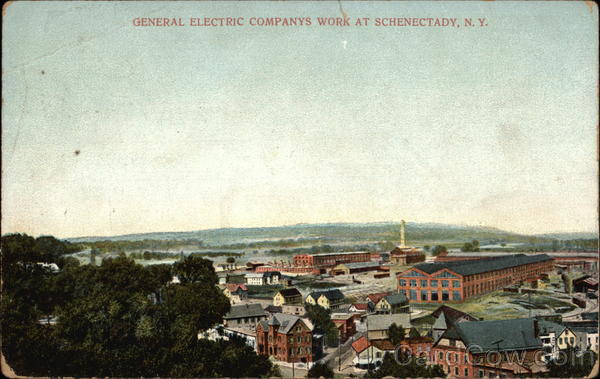 General Electric Companys Work Schenectady New York