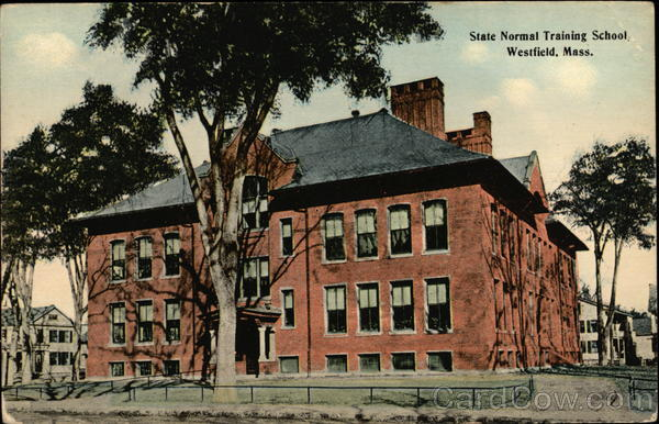 State Normal Training School Westfield Massachusetts