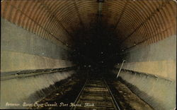 Interior, Saint Clair Tunnel