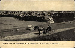 Jamestown, N.D
