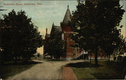 Children's Home in Cambridge, Ohio