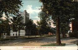 Presbyterian Church and Poplar Street