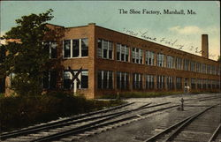 The Shoe Factory Postcard