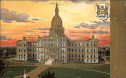 View of State Capitol