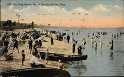 Bathing Scene, North Beach