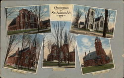 Churches of St. Albans