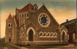 Christ Reformed Church Postcard