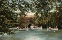 Stone Arch Bridge, Lovers Lane