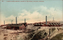Washoe Copper Smelter, Largest in the world