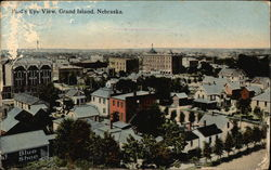 Bird's Eye View of Grand Island
