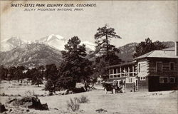 Estes Park Country Club, Colorado