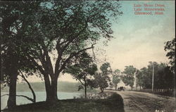 Lake Shore Drive, Lake Minnewaska