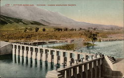 Truckee River Dam, Truckee - Carson Irrigation Project