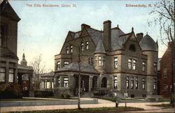 The Ellis Residence, Union St