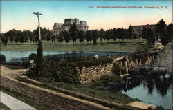 Rexmere and Churchill Park