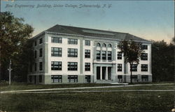 New Engineering Building, Union College